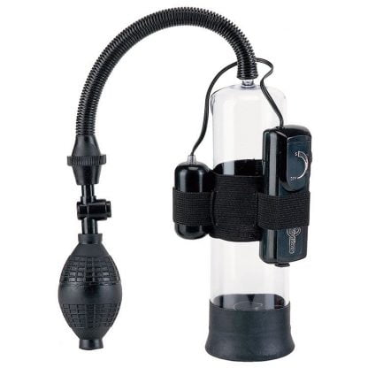 Power Pump Vibrating Penis Pump
