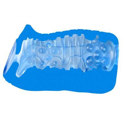 Fleshskins Grip Blue Ice Masturbator
