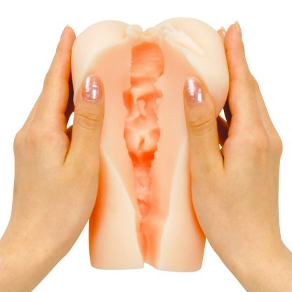 Utensil Race Proof OL Stretchy Vagina Masturbator