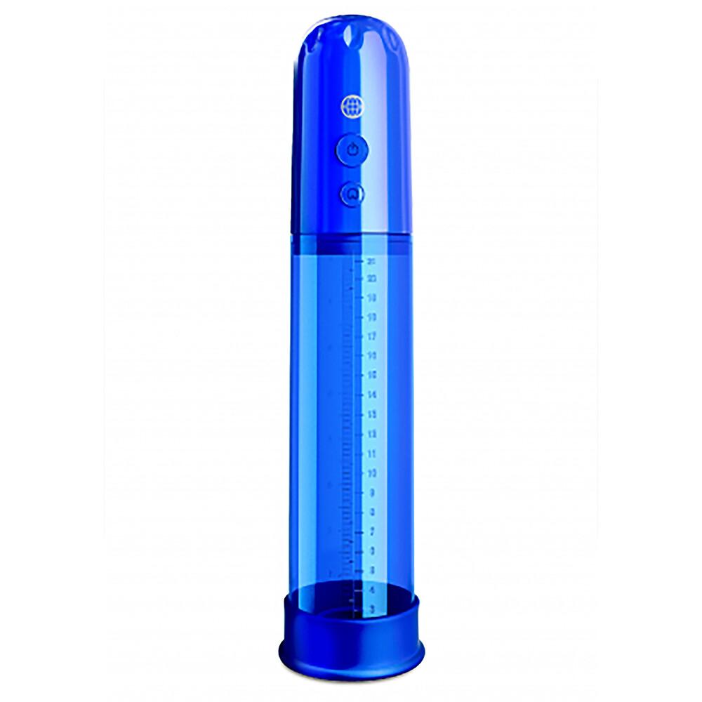 Classix Auto Vac Power Pump Blue