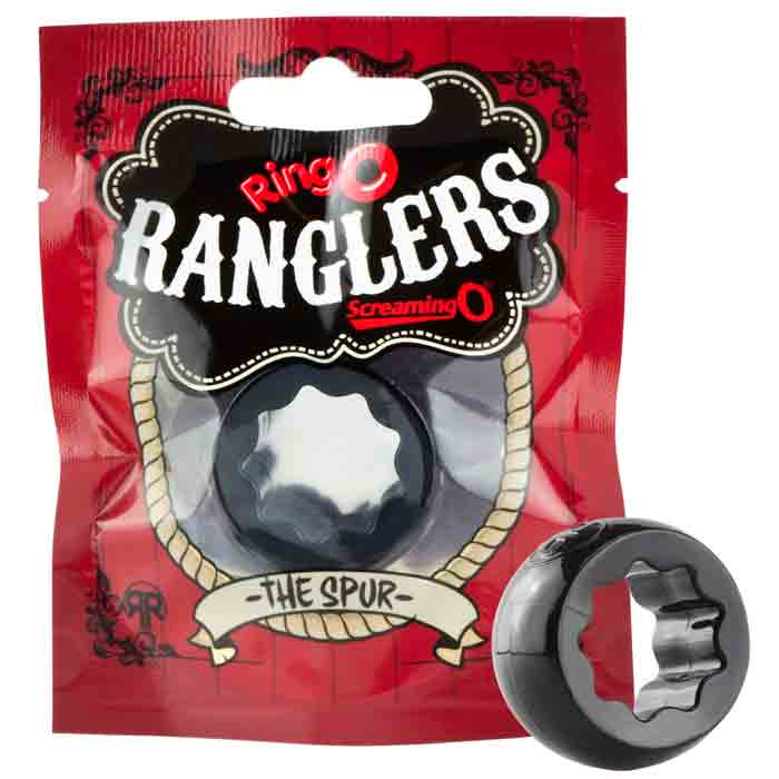 Screaming O Ranglers The Spur Cockring