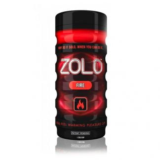 Zolo Fire Masturbator Cup